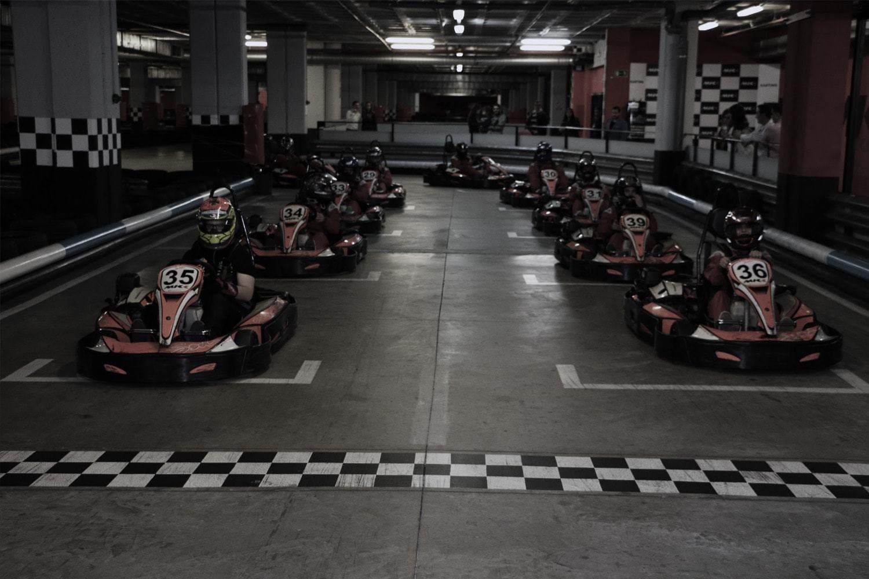 Moderno Marcos Go Kart Vendimia Colección - Ideas de Arte Enmarcado ...