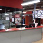 meseta karting Indoor recepcion