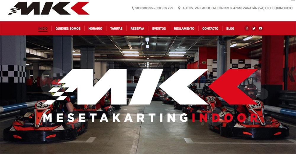 Meseta Karting Indoor - Circuito de Karts Indoor en Valladolid